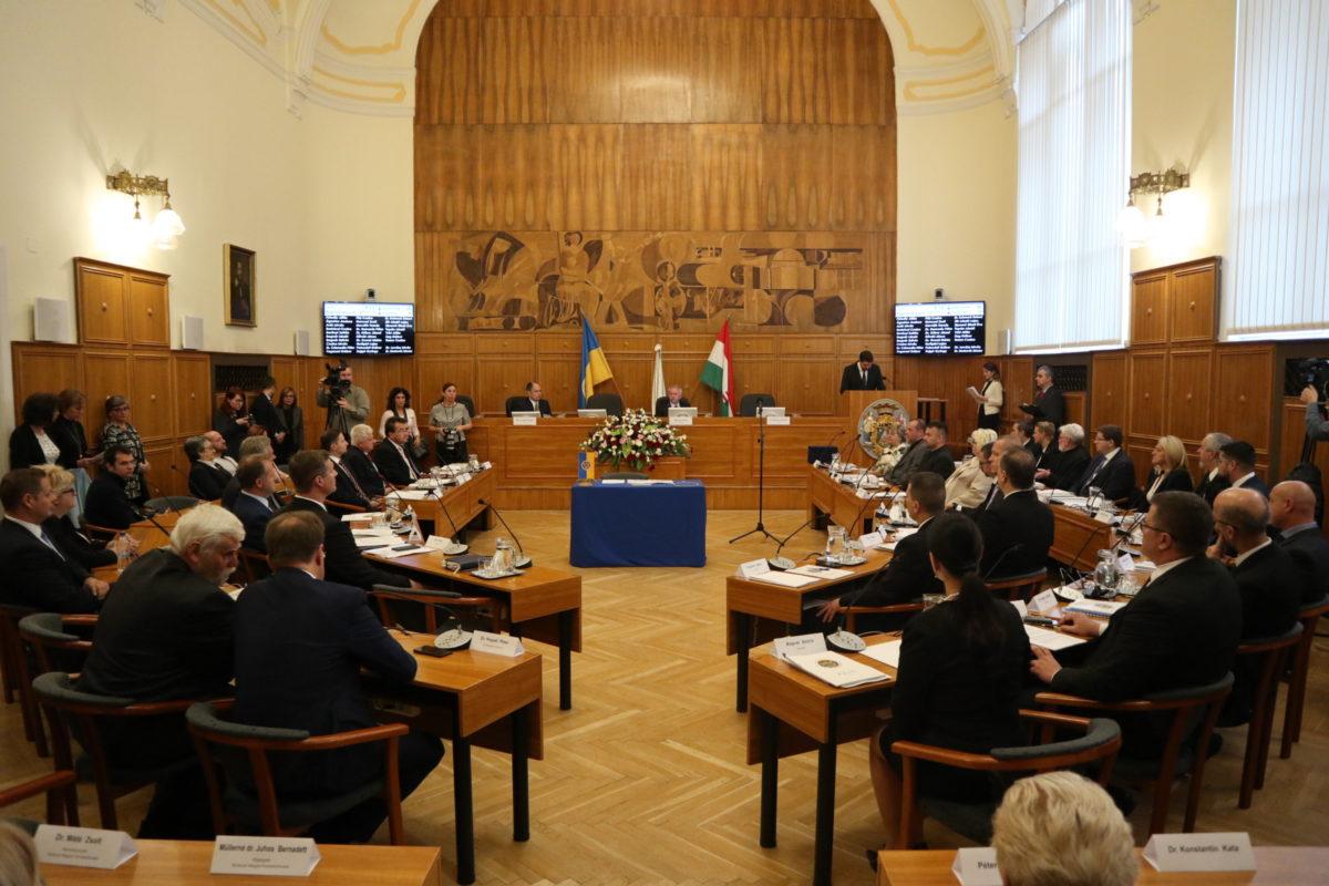 Pécs Közgyűlés