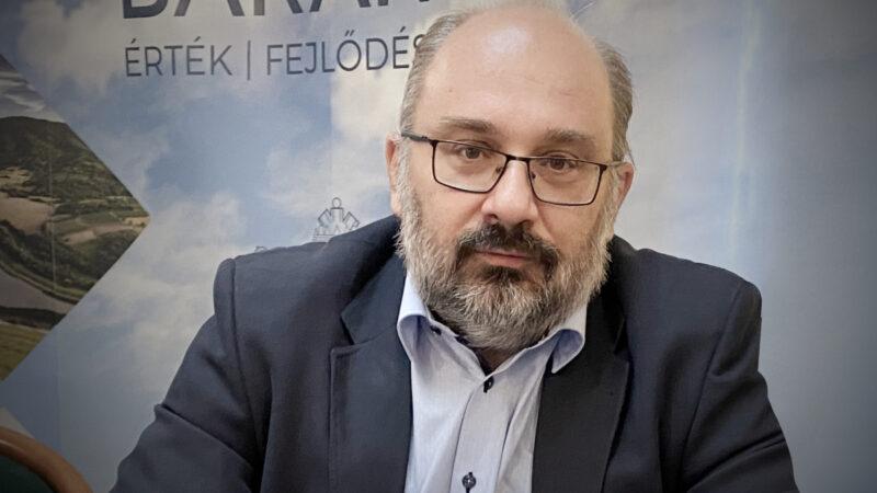 Továbbra is Nagy Csaba a Fidesz megyei elnöke