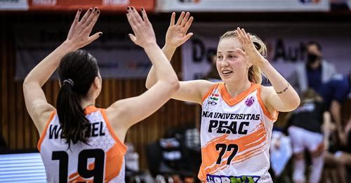 A pécsi szív újra dobog! Fantasztikus meccsen győztek a lányok!   Pécs Aktuál